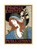 Prang's Easter Publications Posters by Louis Rhead