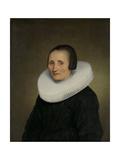 Portrait of Margaretha De Geer, Wife of Jacob Jacobsz. Trip Art by Jacob Gerritsz Cuyp
