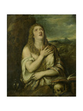 Penitent Mary Magdalene Prints by  Titian