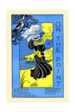 On the Point Posters by Maurice Prendergast