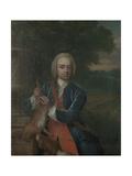 Portrait of Adriaen Caspar Parduyn Posters by Philip van Dijk