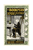 The Bookman Xmas Number Prints by Louis Rhead