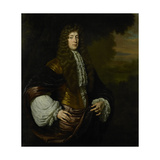 Portrait of Hendrick Bicker, Burgomaster of Amsterdam Prints by Michiel Van Musscher