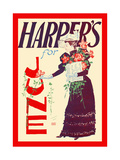Harper's for June Prints by Edward Penfield