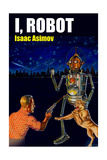 I, Robot Art by Robert Fuqua