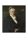 Maria Hermina Heemskerk. Echtgenote Van Menno David Graaf Van Limburg Stirum Posters by Hendrik Willem Mesdag