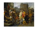 Conscious of Scipio, Gerbrand Van Den Eeckhout Art by Gerbrand Van Den Eeckhout