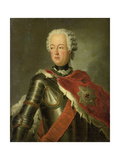 Portrait of Prince August Wilhelm of Prussia Prints by Antoine Pesne