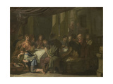 Last Supper Prints by Gerard De Lairesse
