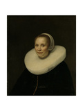 Portrait of a Woman Prints by Abraham van den Tempel