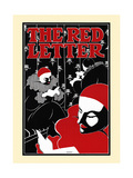 The Red Letter Prints by Elisha Brown Bird