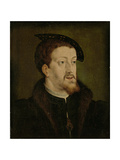 Portrait of Charles V, Holy Roman Emperor, Manner of Jan Cornelisz Vermeyen. Prints by Jan Cornelisz Vermeyen