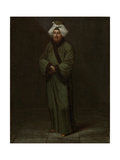 Mehmet, the Vizir Kachyasi Prints by Jean Baptiste Vanmour