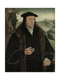 Portrait of Cornelis Aerentsz Van Der Dussen Prints by Jan van Scorel