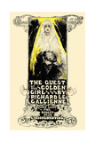 The Quest of the Golden Girl, by Richard Le Gallienne Prints by Ethel Reed