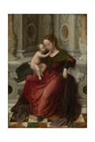 Virgin and Child Posters by Adriaen Isenbrant
