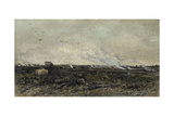 October Prints by Charles Francois Daubigny