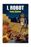 I, Robot Posters by Robert Fuqua