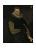 Portrait of Jacob Cornelisz Banjaert Posters by Cornelis Ketel
