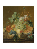 Still Life with Fruit Posters by Jan van Huysum