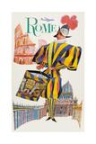 Rome Prints by David Klein