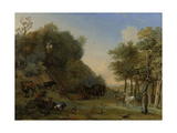 Orpheus and the Animals Prints by Paulus Potter