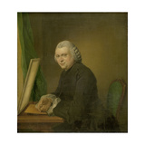 Portrait of Cornelis Ploos Van Amstel Posters by Jacobus Buys