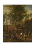 Bowlers Posters by Jan Havicksz Steen