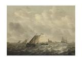 River View Poster by Abraham Hendricksz Van Beyeren