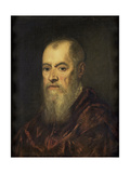 Portrait of a Man with a Red Cloak Prints by Jacopo Tintoretto