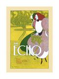 The Echo Art by Will Bradley