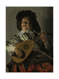 Serenade Posters by Judith Leyster