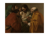 Doubting Thomas Posters by Hendrick Ter Brugghen