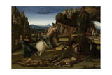 Saint George and the Dragon Posters by Luca Signorelli