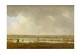 Polder Landscape Poster von Jan Van Goyen