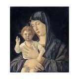 Madonna and Child Prints by Giovanni Bellini