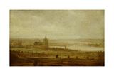 View of Arnhem Kunstdrucke von Jan Van Goyen