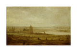 View of Arnhem Art by Jan Van Goyen