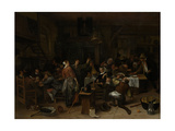 Princes Day Prints by Jan Havicksz Steen