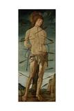 St Sebastian Prints by Francesco Bonsignori