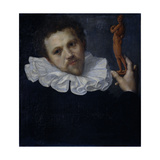 Portrait of Paulus Van Vianen Prints by Cornelis Ketel