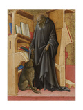 Saint Jerome Prints by Lorenzo Monaco