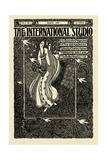 The International Studio, March 1897 Posters by Will Bradley