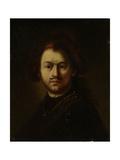 Portret Van Rembrandt Harmensz. Van Rijn Prints by  Rembrandt van Rijn
