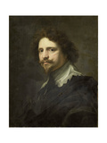 Portrait of Michel Le Blon Kunst von Anthony Van Dyck