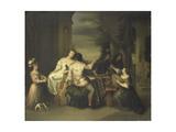 A Musical Company Art by Melchior Brassauw