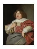 Portrait of Gerard Andriesz Bicker Art by Bartholomeus Van Der Helst