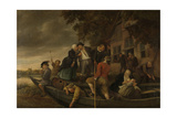 Merry Homecoming Posters by Jan Havicksz Steen