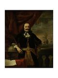 Michiel De Ruyter as Lieutenant-Admiral Posters by Ferdinand Bol