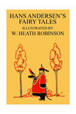 Hans Andersen's Fairy Tales Posters by William Heath Robinson